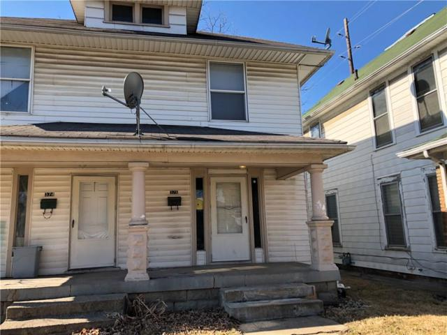 374/376 N Holmes Avenue, Indianapolis, IN 46222 (MLS #21625708) :: Mike Price Realty Team - RE/MAX Centerstone
