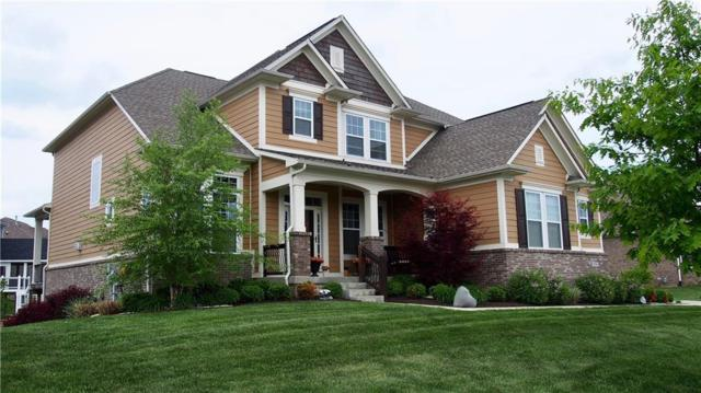 16736 Oak Manor Drive, Westfield, IN 46074 (MLS #21625721) :: AR/haus Group Realty