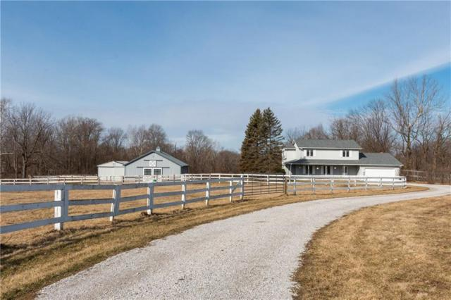 5518 Lincoln Road, Martinsville, IN 46151 (MLS #21625740) :: Mike Price Realty Team - RE/MAX Centerstone