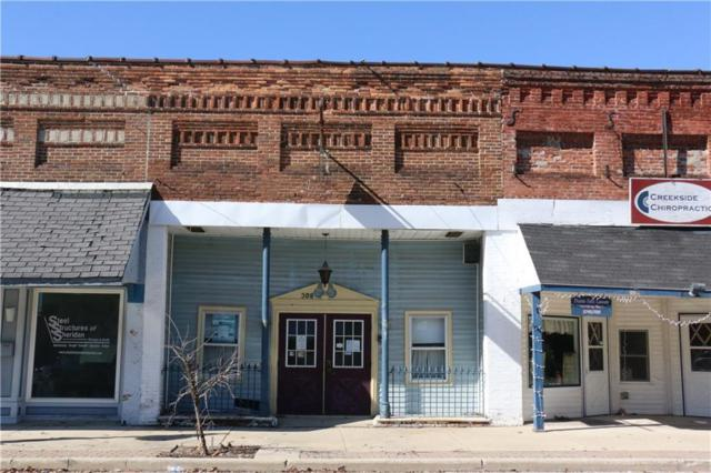 308 S Main Street, Sheridan, IN 46069 (MLS #21625757) :: AR/haus Group Realty
