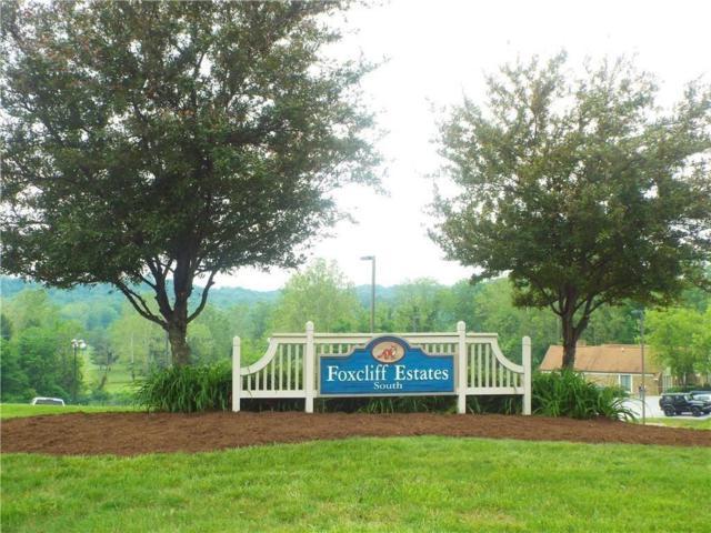 1550 Fox Hollow Drive, Martinsville, IN 46151 (MLS #21625774) :: FC Tucker Company