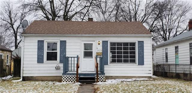 2424 Villa Avenue, Indianapolis, IN 46203 (MLS #21625826) :: Mike Price Realty Team - RE/MAX Centerstone