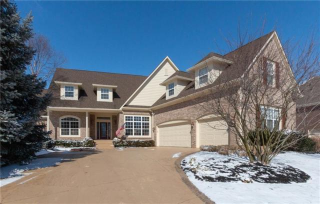 16868 Oak Manor Drive, Westfield, IN 46074 (MLS #21625829) :: AR/haus Group Realty