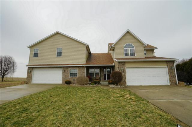 923 S Creek Drive W, Greensburg, IN 47240 (MLS #21625918) :: Mike Price Realty Team - RE/MAX Centerstone