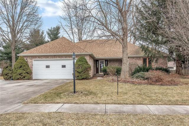 180 Hollowview Drive, Noblesville, IN 46060 (MLS #21625922) :: Mike Price Realty Team - RE/MAX Centerstone