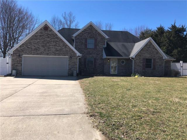 417 W Columbia Street, Jamestown, IN 46147 (MLS #21625955) :: The Indy Property Source