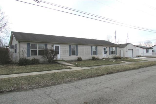 521/525 E Green Street, Lebanon, IN 46052 (MLS #21626000) :: Mike Price Realty Team - RE/MAX Centerstone
