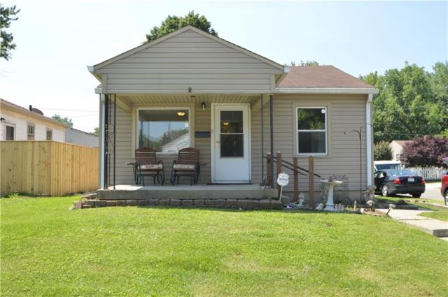 3601 Spann Avenue, Indianapolis, IN 46203 (MLS #21626021) :: Mike Price Realty Team - RE/MAX Centerstone