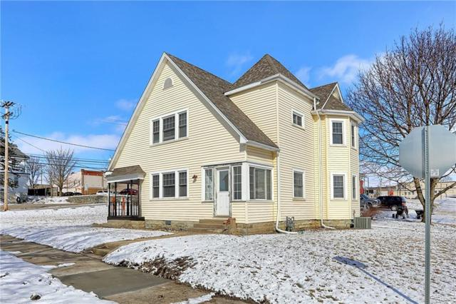 116 E Berry Street, Alexandria, IN 46001 (MLS #21626046) :: The ORR Home Selling Team