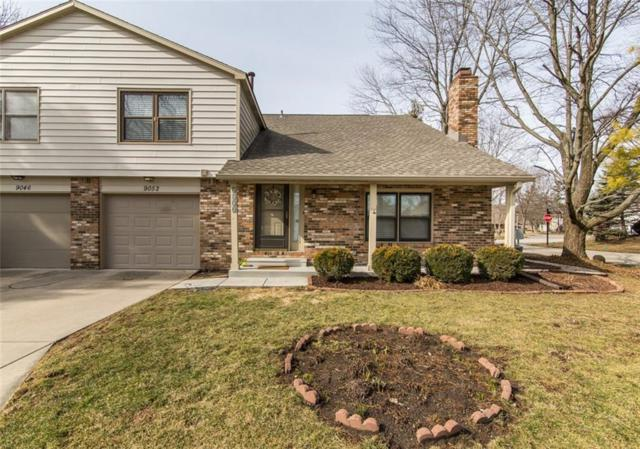 9052 Pine Cone Way, Indianapolis, IN 46268 (MLS #21626047) :: Mike Price Realty Team - RE/MAX Centerstone