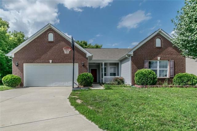 658 Appleseed Drive, Indianapolis, IN 46217 (MLS #21626099) :: FC Tucker Company