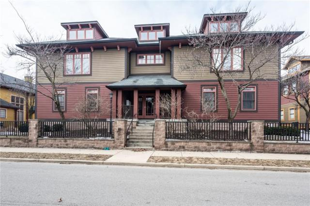 1930 N Talbott Street #1, Indianapolis, IN 46202 (MLS #21626103) :: Mike Price Realty Team - RE/MAX Centerstone