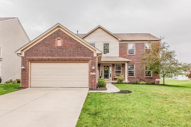 14115 Avalon East Drive, Fishers, IN 46037 (MLS #21626111) :: AR/haus Group Realty