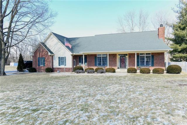 7502 Reynolds Road, Camby, IN 46113 (MLS #21626118) :: David Brenton's Team