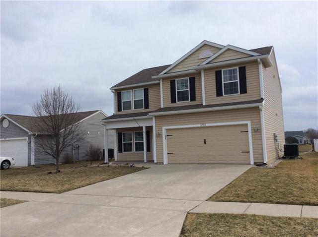 1721 W Witt Avenue, Lebanon, IN 46052 (MLS #21626141) :: Mike Price Realty Team - RE/MAX Centerstone
