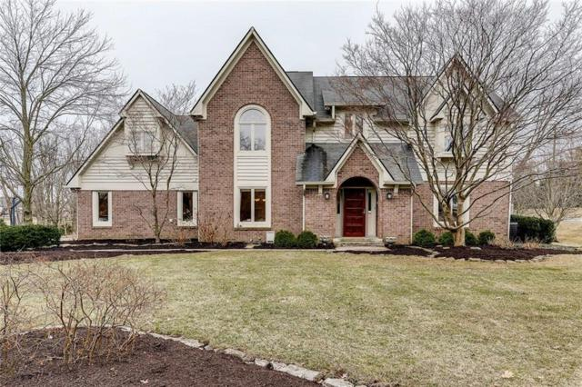 4841 Woodfield Drive, Carmel, IN 46033 (MLS #21626158) :: Mike Price Realty Team - RE/MAX Centerstone
