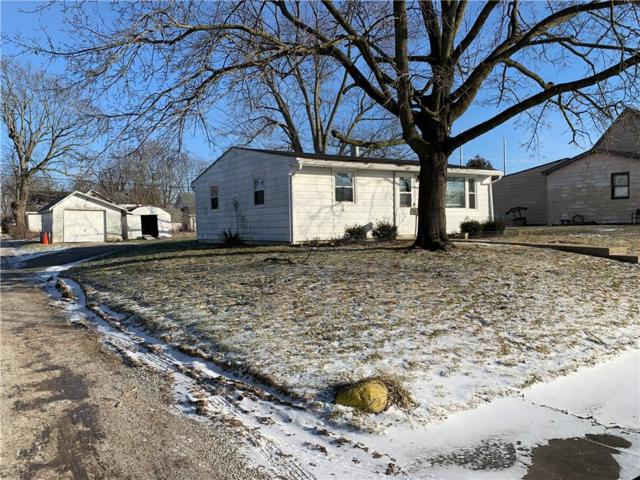 917 S Evans St, Lebanon, IN 46052 (MLS #21626170) :: Mike Price Realty Team - RE/MAX Centerstone