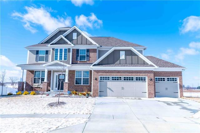 5158 Hardwick Drive, Whitestown, IN 46075 (MLS #21626177) :: Mike Price Realty Team - RE/MAX Centerstone