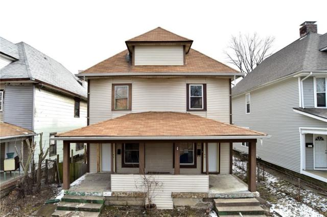 449 N Walcott Street, Indianapolis, IN 46201 (MLS #21626209) :: Mike Price Realty Team - RE/MAX Centerstone