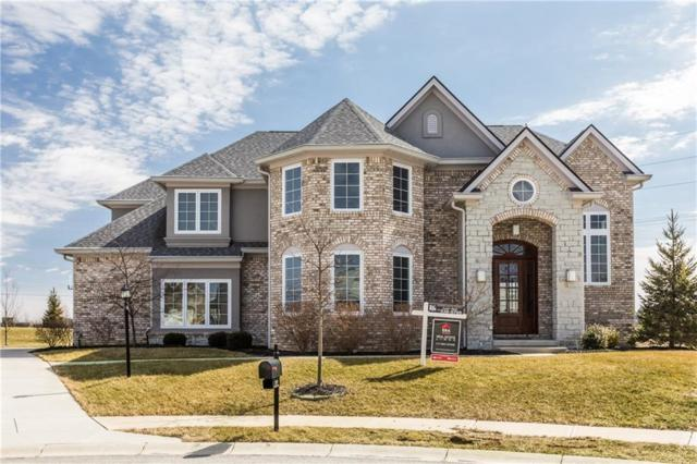 2929 Post Oak Court, Westfield, IN 46074 (MLS #21626233) :: Mike Price Realty Team - RE/MAX Centerstone