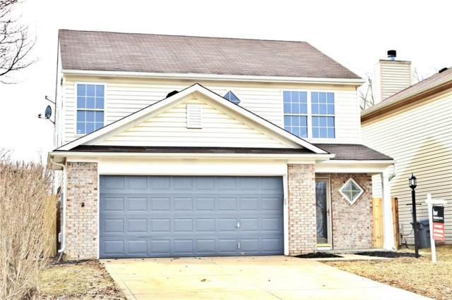 15313 Wandering Way, Noblesville, IN 46060 (MLS #21626267) :: The Evelo Team