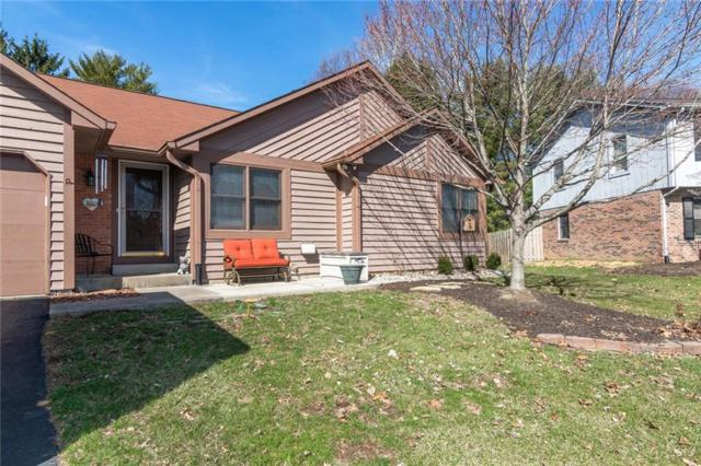 8140 W Menlo (West Drive) Court, Indianapolis, IN 46240 (MLS #21626276) :: FC Tucker Company
