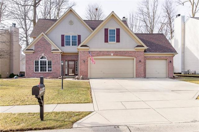 12039 Castlestone Drive, Fishers, IN 46037 (MLS #21626277) :: Mike Price Realty Team - RE/MAX Centerstone