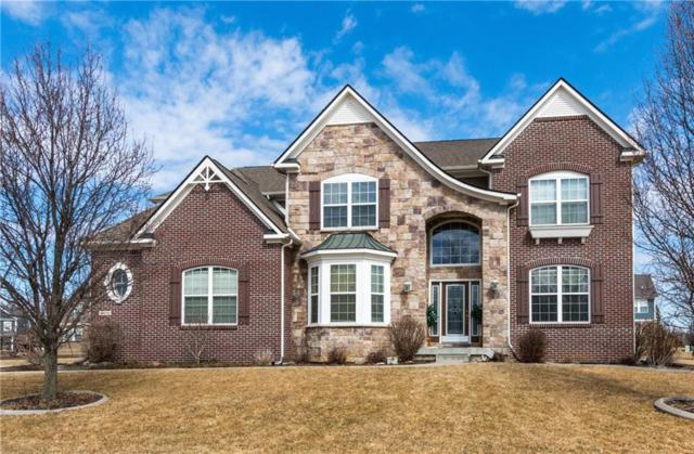 6476 Leather Oak, Brownsburg, IN 46112 (MLS #21626296) :: Mike Price Realty Team - RE/MAX Centerstone