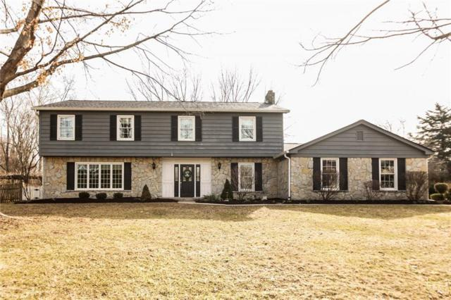 11329 E Lakeshore Drive, Carmel, IN 46033 (MLS #21626306) :: Mike Price Realty Team - RE/MAX Centerstone