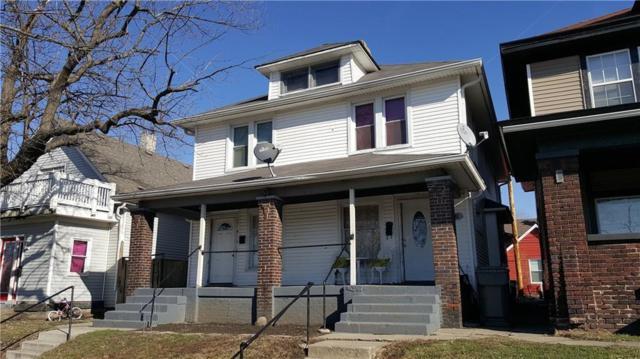 1417-1419 S East Street, Indianapolis, IN 46225 (MLS #21626368) :: Richwine Elite Group