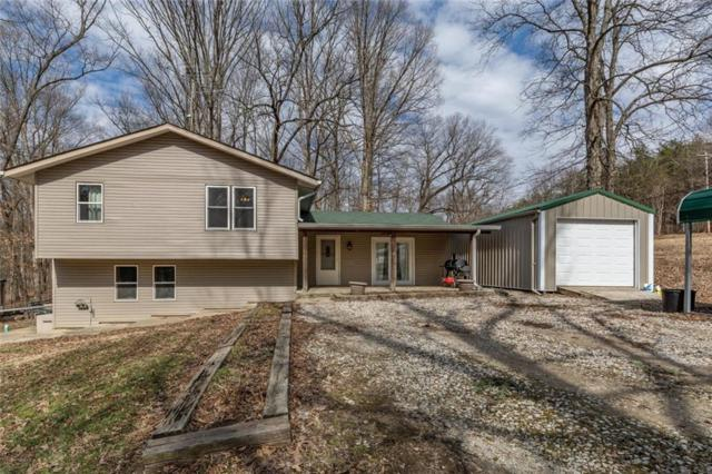 2410 Wilbur Road, Martinsville, IN 46151 (MLS #21626379) :: Mike Price Realty Team - RE/MAX Centerstone