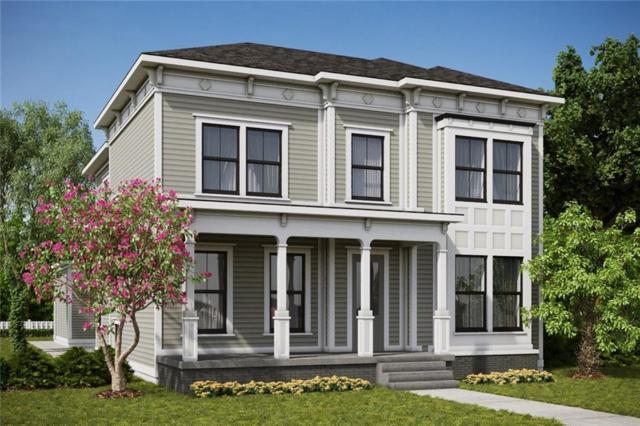 13252 Broad Street, Carmel, IN 46032 (MLS #21626380) :: AR/haus Group Realty