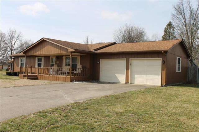1221 Hickory Hill Road, Seymour, IN 47274 (MLS #21626392) :: The ORR Home Selling Team