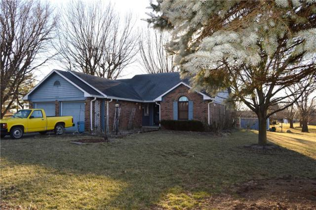 180 N Milford Drive, Franklin, IN 46131 (MLS #21626435) :: Mike Price Realty Team - RE/MAX Centerstone