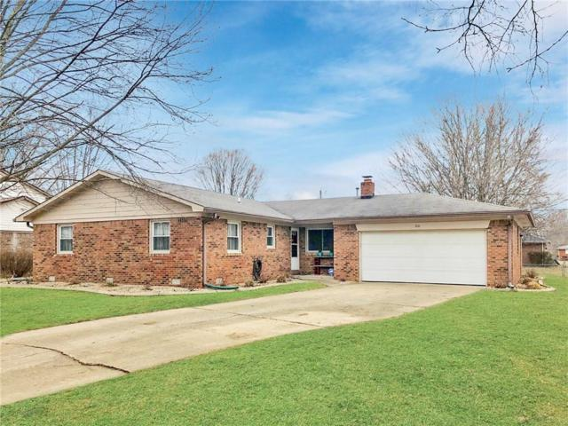 821 Haymount Drive, Indianapolis, IN 46241 (MLS #21626446) :: Mike Price Realty Team - RE/MAX Centerstone