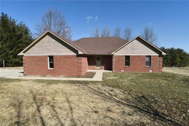 5743 S Nineveh Road, Franklin, IN 46131 (MLS #21626452) :: HergGroup Indianapolis