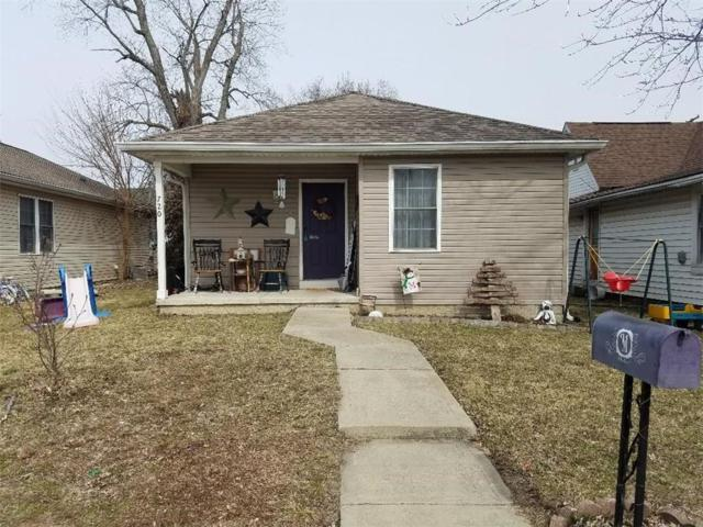 720 E Walnut Street, Martinsville, IN 46151 (MLS #21626456) :: Mike Price Realty Team - RE/MAX Centerstone