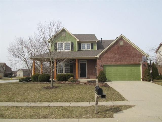 93 Presidential Way, Brownsburg, IN 46112 (MLS #21626473) :: Mike Price Realty Team - RE/MAX Centerstone