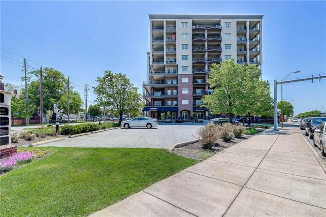 435 Virginia Avenue #306, Indianapolis, IN 46203 (MLS #21626478) :: The Indy Property Source