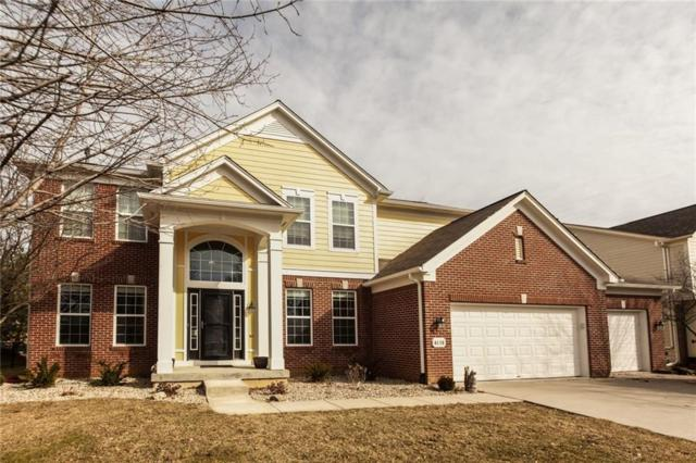 6116 Catlin Lane, Noblesville, IN 46062 (MLS #21626481) :: Mike Price Realty Team - RE/MAX Centerstone