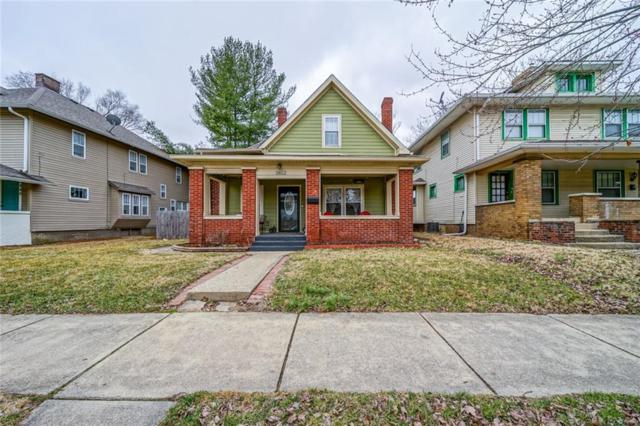 3852 N Park Avenue, Indianapolis, IN 46205 (MLS #21626493) :: Mike Price Realty Team - RE/MAX Centerstone