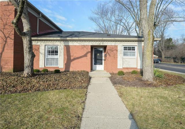 7474 Lions Head Drive, Indianapolis, IN 46260 (MLS #21626542) :: FC Tucker Company