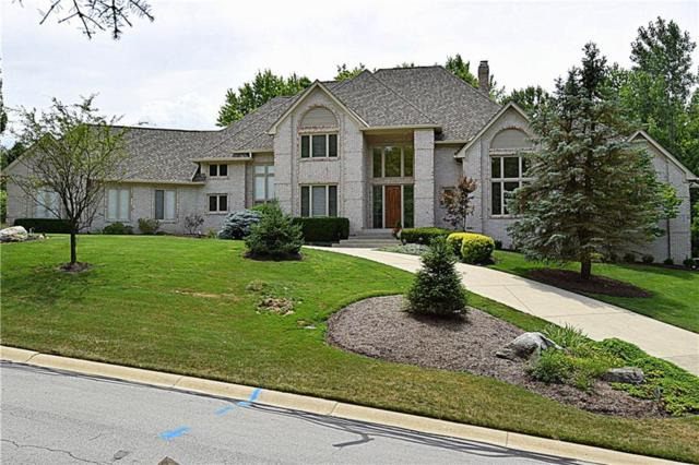 7614 William Penn Place, Indianapolis, IN 46256 (MLS #21626544) :: Mike Price Realty Team - RE/MAX Centerstone