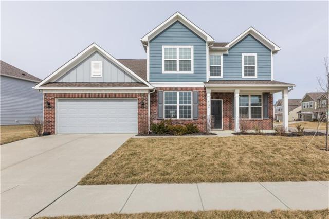 6192 Crabapple Drive, Whitestown, IN 46075 (MLS #21626559) :: Mike Price Realty Team - RE/MAX Centerstone