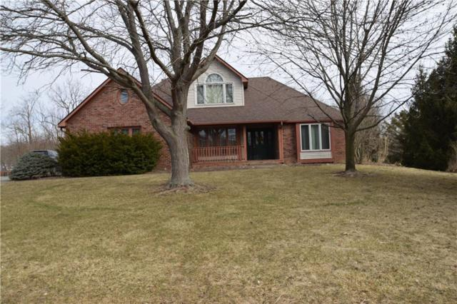 10140 Lakewood Drive, Zionsville, IN 46077 (MLS #21626583) :: Mike Price Realty Team - RE/MAX Centerstone