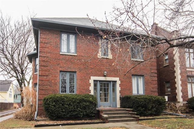 1404 Broadway Street E, Indianapolis, IN 46202 (MLS #21626603) :: The Indy Property Source