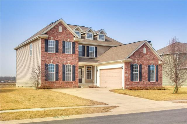 818 Declaration Drive, Pittsboro, IN 46167 (MLS #21626604) :: Mike Price Realty Team - RE/MAX Centerstone