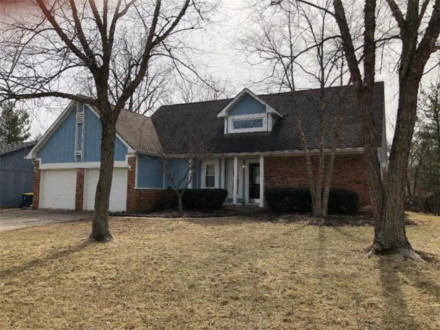 11929 Fairway Circle South Drive, Indianapolis, IN 46236 (MLS #21626628) :: Mike Price Realty Team - RE/MAX Centerstone