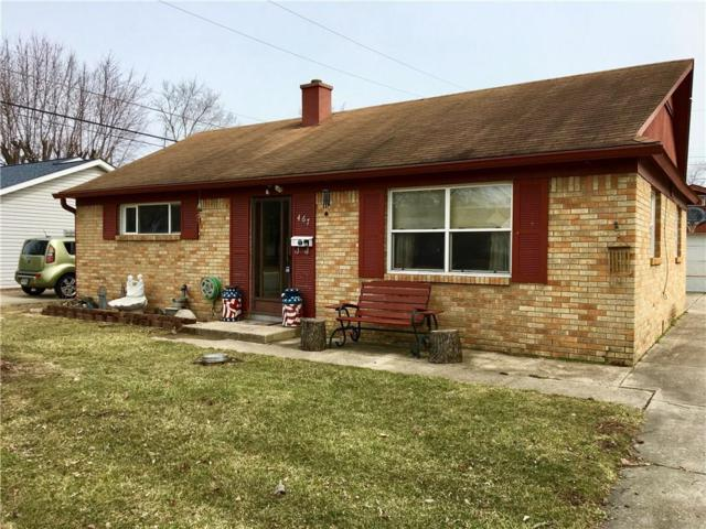 467 Southgate Drive, Greenwood, IN 46143 (MLS #21626642) :: Mike Price Realty Team - RE/MAX Centerstone