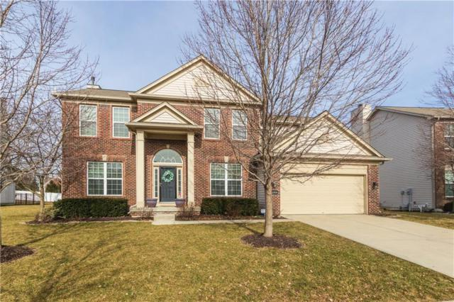5904 Ramsey Drive, Noblesville, IN 46062 (MLS #21626643) :: Mike Price Realty Team - RE/MAX Centerstone